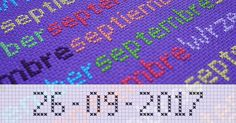 Write your own words in #cross-stitch with the Cross Stitch Writer and  print your unique pattern.  http://www.stitchpoint.com/eng/tool/alph/cross-stitch-writing-tool.php