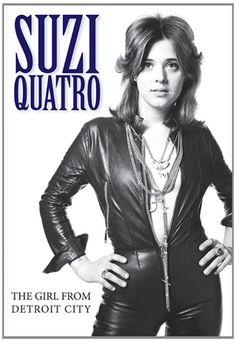 スージー・クアトロの未発表曲「Curly Hair For Sale」が試聴可 - amass