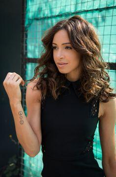 Danielle peazer - tattoo placement
