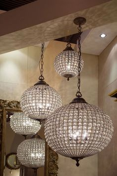All Kinds of Lighting -- Crystal Pendant Lights