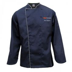 Top Chef Jacket [Personalized]