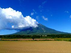 羊蹄山(北海道) Mount Yoteo, Hokkaido, Japan