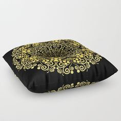 As experts in the field of sitting down, we thoughtfully crafted our Floor Pillows to be overstuffed, plush and firm. These cushions never lose their shape, and the high-quality print makes sure the design stays crisp and colorful.      - Available in two sizes   - Round or square options   - 100% polyester for a soft touch   - Overstuffed cushioning for firm, yet plush shape   - Bar-tack center stitch prevents rips   - Spot clean with warm water and mild detergent