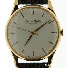 IWC Uurwerken horloges Watchbox Knokke Antwerpen