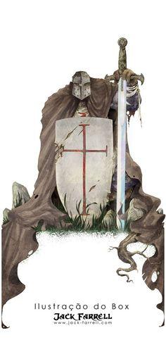 Box Templar by gureiduson