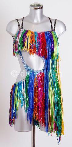 Amazing fringing sequins ribbon and stoned fringe