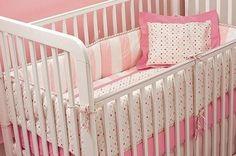 DIY Crib bedding