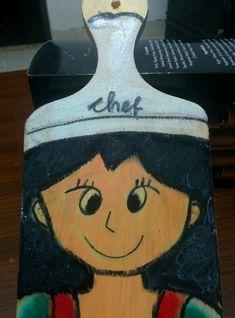 Chef #craft #cuttingboard