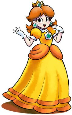 Daisy in the Mario & Luigi Style Super Mario Bros, Nintendo Super Smash Bros, Super Mario Brothers, Princesa Daisy, Princesa Peach, Super Mario Princess, Nintendo Princess, Luigi And Daisy, Mario And Luigi