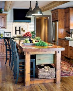 Beautiful Modern Wooden Kitchen Designs