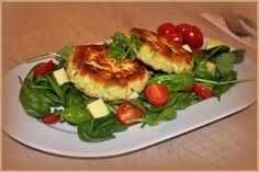 We love our kitchen: Rybacie placky  Ahoj! Toto jedlo je ideálne, ak vá...