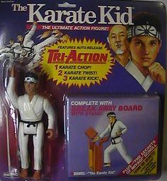 Karate Kid Action Figure