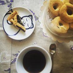 #mansardaddy vi augura #buongiorno #giovedi #colazione #caffe #caffè #mattina #mattinapresto #buonappetito