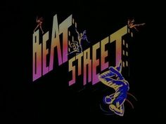 1984...Break Dancing, Hip Hop, The Bronx, DJ's, New York City Break Dancers, Rock Steady Crew.... I loved this movie!.... ~D~