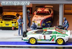 ManicSlots' slot cars and scenery: GALLERY: Ninco Lancia Stratos Monte Carlo Rally, Car Makes, Rally Car, Slot Cars, Car Manufacturers, Fiat, Scenery, Gallery, Slot Car Tracks