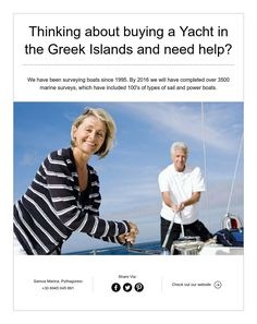 Thinking about buying a Yacht in the Greek Islands and need help?