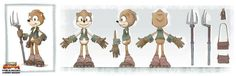 #Hayward from the official artwork set for #SonicBoom Rise of Lyric on the #WiiU. #SonictheHedgehog. http://sonicscene.net/sonic-boom-rise-of-lyric