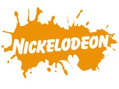The old Nickelodeon logo #90s