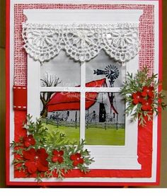 Down on the Farm, saq by wannabcre8tive - Cards and Paper Crafts at Splitcoaststampers