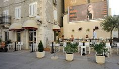 Paradox Wine and cheese bar Split, Croatia