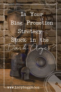 Blog promotion strategy is changing with the times. Don't be left out - see how the pros are handling it now. Is Your Blog Promotion Strategy Stuck in the Dark Ages?