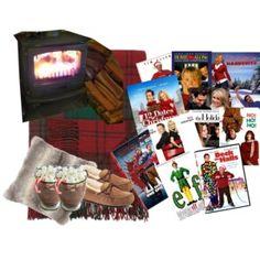 Christmas movies Christmas Movies, Polyvore, Noel