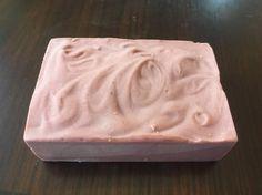 Rose Clay  Lavendar Grenium Soap