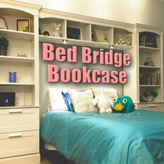 Check this out: Bed Bridge Bookcase from IKEA BRIMNES + BILLY. https://re.dwnld.me/8QbJK-bed-bridge-bookcase-from-ikea-brimnes-billy
