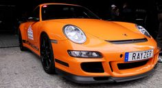 Porsche 911 (997) GT3 RS /// GT Polonia 2013