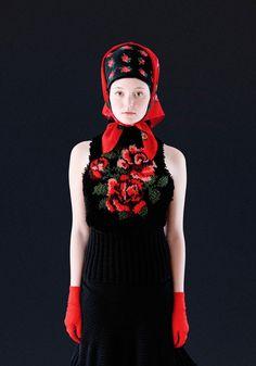 """""""Innocentia""""   Model: Susanne Bisovsky, Photographer: Atelier Olschinsky, Nevertheless Magazine, October 2011"""