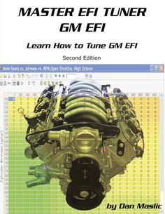 MASTER ENGINE TUNER EFI tuning information. Learn how to tune EFI systems. GM, Ford, Chrysler, Holley, F.A.S.T., MSD Ignition, Accel DFI, Haltech, Megasquirt, Motec