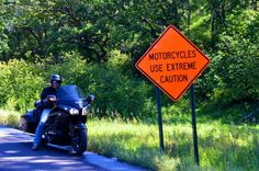 Watch out for bikes
