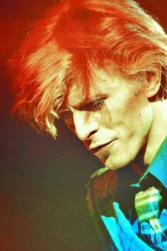 Photo of Bowie for fans of David Bowie 28473484 Glam Rock, David Bowie Diamond Dogs, New York City, David Bowie Tribute, Bowie Starman, The Thin White Duke, Goblin King, Major Tom, Young Americans
