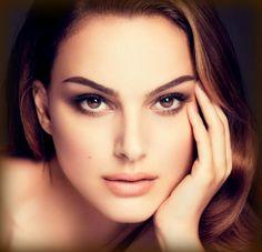 Celebrity lash inspiration: Natalie Portman #celebritymakeup #lashbeauty