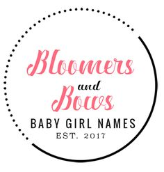 Bloomers and Bows