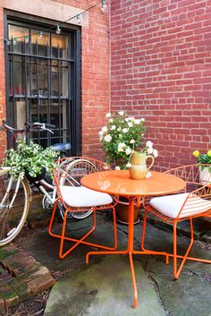 make the most of your tiny patio space