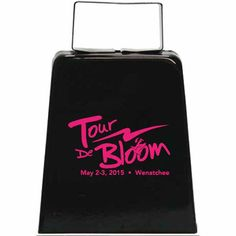Special Event printed cowbells by OneWayPromos. Print your event details, slogan, logo or message on a variety of promotional products that fit your event.