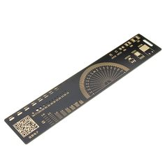 20cm Multifunctional PCB Ruler Measuring Tool Resistor Capacitor Chip IC SMD Diode Transistor Package Electronic Stocks