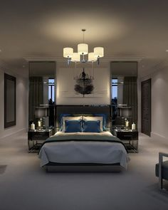 Dream Bedroom Designs for the Lavish Lifestyle #Bedroom #Interiors