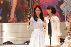 Yoona, Snsd, Lotte World, Kpop Groups, Girls Generation, Coat, Jackets, Beautiful, Park