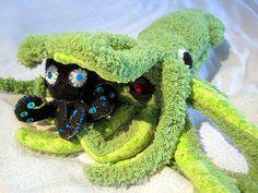 octo stuffies