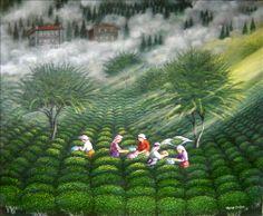 Tea Garden - Sema Culam