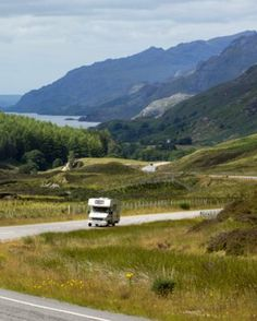 The best road trip ideas for incredible scenery in Scotland.  #sp #scotland