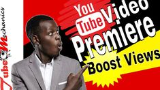 How to Use YouTube Premiere Feature You Youtube, Being Used, Channel, Tutorials, Tips, Android, Play, Wizards, Counseling
