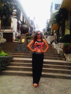De visita en Guayaquil