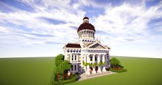 minecraft town hall provincial map planetminecraft
