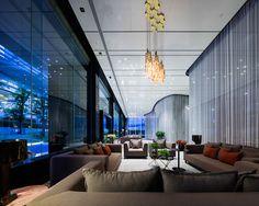 Lobby at PYNE by Sansiri