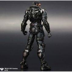 Superman Man of Steel General Zod Play Arts Kai Figure - www.iconiccollectables.com