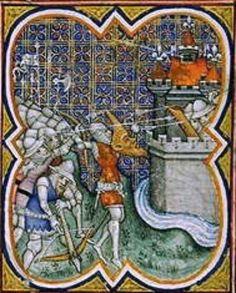 BNF Français 10135 Les Chroniques de France