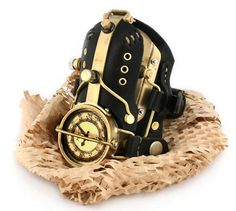 Buy Elite Watches by Haruo Suekichi (Steampunk Timepieces) at Wish - Shopping Made Fun Steampunk Movies, Steampunk Images, Steampunk Gadgets, Steampunk Watch, Steampunk Cosplay, Steampunk Fashion, Steampunk Festival, Romantic Period, Neck Deep